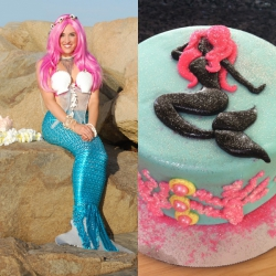 http://www.sherifink.com/wp-content/gallery/photos/5_Mermaid_Dream_Come_True_and_Cake.JPG